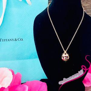 Tiffany & Co. Jewelry - NWOT Tiffany HardWear Rose Gold 12.75mm Ball PDT